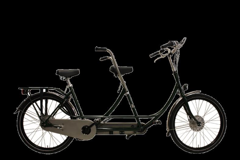 Tandem huren Amsterdam bij Rent a Bike