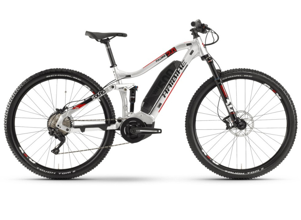 Mountainbike elektrisch
