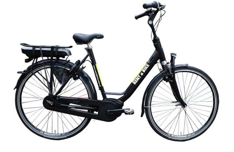 e-bike huren Haarlem Batavus