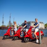 Scooter Rent Amsterdam